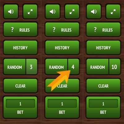 1 Online Keno Casino 2020 Play Free And Real Money Keno Games