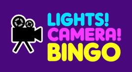 Lights Camera Bingo