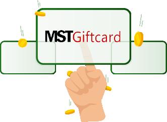MST Gift Card