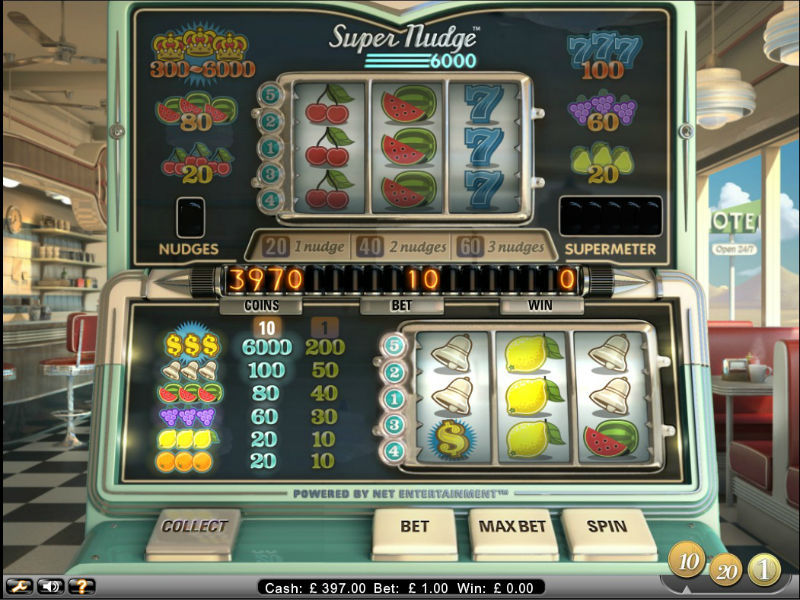 Slots With Nudges
