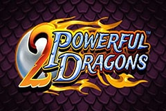 2 Powerful Dragons Slot Game