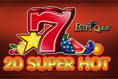 20 Super Hot Egypt Quest Slot