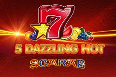 5 Dazzling Hot Scarab Online Slot
