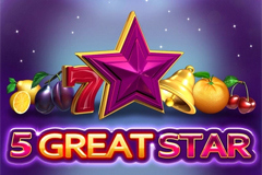 5 Great Star Online Slot