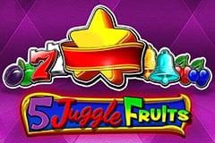 Play 5 Juggle Fruits Slot Online