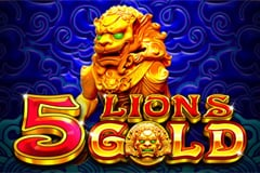 5 Lions Gold Slot Machine