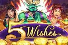 5 Wishes Slot Machine