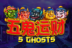 Play 5 Ghosts Slot Online
