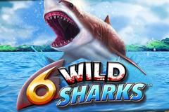 6 Wild Sharks Online Slot
