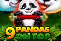 9 Pandas on Top Slot