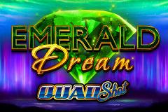 Emerald Dream Quad Shot Slot