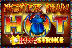 Hotter Than Hot King Strike Slot