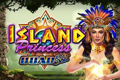 Island Princess Quad Shot Slot