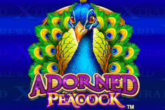 Adorned Peacock Slot