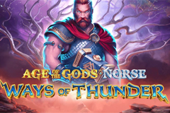 Age of the Gods: Norse Ways of Thunder Slot