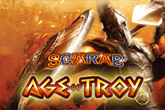 Age of Troy Scarab Slot Machine