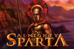Almighty Sparta Online Slot