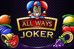All Ways Joker Slot