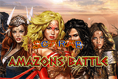 Amazons' Battle Scarab Slot