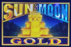 Sun & Moon Gold Slot