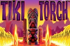 Aristocrat Tiki Torch Online Pokie
