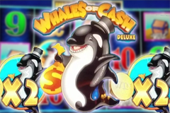 Whales of Cash Deluxe Slot