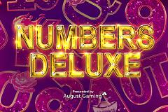 Numbers Deluxe Slot