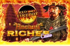Ancient Riches Red Hot Firepot Slot