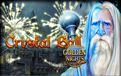 Crystal Ball Golden Nights Bonus Slot
