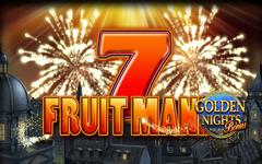 Fruit Mania Golden Nights Bonus Slot