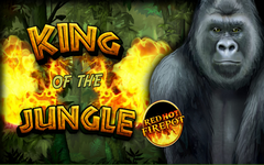 King of the Jungle Red Hot Firepot Slot