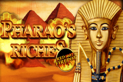 Pharao's Riches Red Hot Firepot Slot