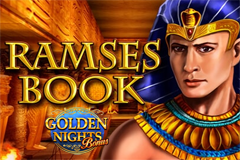 Ramses Book Golden Nights Bonus Slot