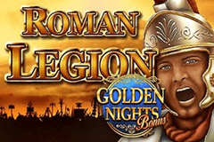 Roman Legion Golden Nights Bonus Slot