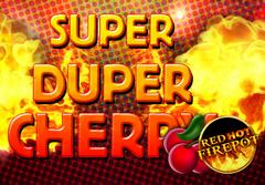 Super Duper Cherry Red Hot Firepot Slot