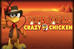 Super Duper Crazy Chicken Slot