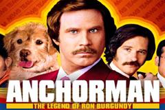 Anchorman the Legend of Ron Burgundy Slot