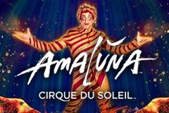Cirque Du Soleil Amaluna Slot