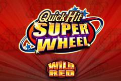 Quick Hit Super Wheel Wild Red Slot