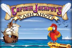 Captain Jackpots Cash Ahoy Slot