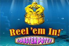Reel 'em In Lobster Potty Slot
