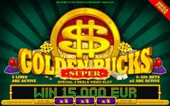 Golden Bucks Slot