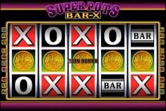 Super Pots Bar-X