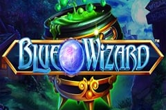 Blue Wizard Slot Machine