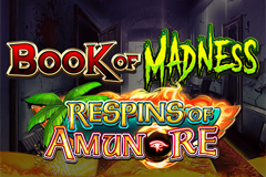 Book of Madness Respins of Amun Re Slot