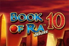 Book of Ra Deluxe 10 Slots