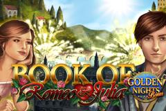 Book of Romeo & Julia Golden Nights Bonus Slot Machine