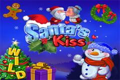 Santa's Kiss