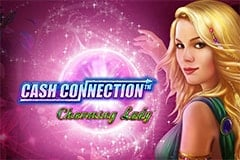 Cash Connection Charming Lady Slot Game