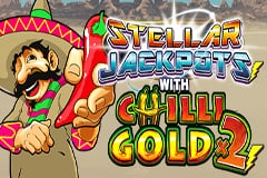 Stellar Jackpots with Chilli Goldx2